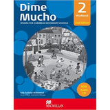 Dime Mucho Workbook 2, 2nd Edition with Audio CD BY M. Lewis, Y. Nelson-Springer, E. Padmore, J. Allsopp