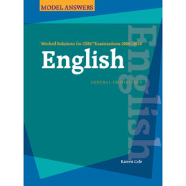 English, Worked Solutions for CSEC®, 2006-2010