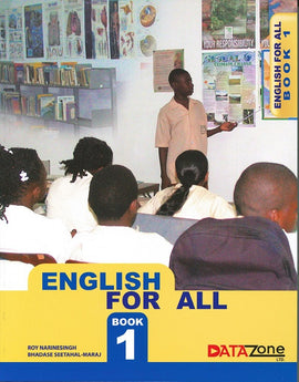 English For All, Book 1, BY R. Narinesingh, B. Seetahal-Maraj