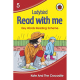 Read With Me, Kate and the Crocodile