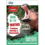 Letts Wild About, Problem Solving & Reasoning Age 9-11, BY M.Blackwood, S.Monaghan