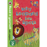 Read It Yourself Level 2, Tinga Tinga Tales: Why Leopard Has Spots