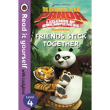 Read It Yourself Level 4, Kung Fu Panda, Friends Stick Together