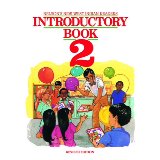 New West Indian Readers, Introductory Book 2, Borely, Clive