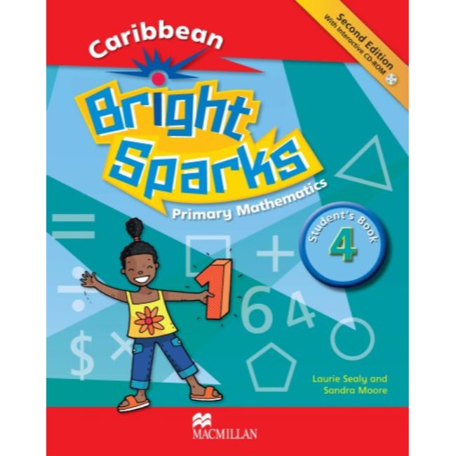 Bright Sparks, 2ed Students Book 4 with CD-ROM BY L. Sealy, S. Moore