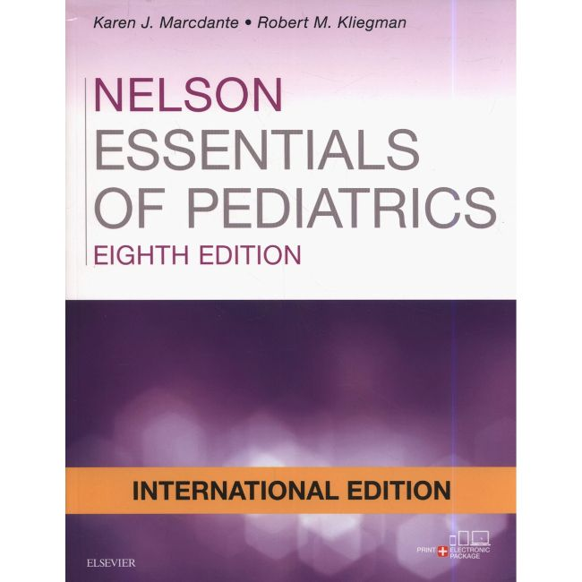 Nelson Essentials of Pediatrics International Edition, 8ed BY K. Marcandante, R. Kliegman