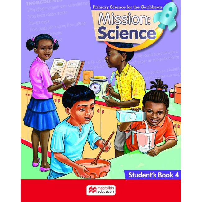 Mission: Science Student's Book 4 BY T. Hudson, D. Roberts