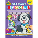 Get Ready Sticker Book