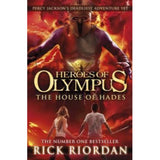 Heroes of Olympus, The House of Hades