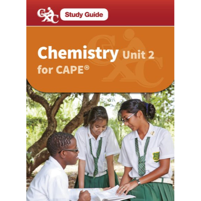 Chemistry for CAPE Unit 2 CXC A CXC Study Guide, Norris, Roger; Caribbean Examinations Council