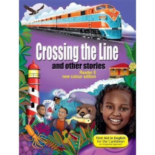 First Aid Reader E, Crossing the Line BY Angus Maciver