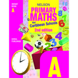 Nelson Primary Maths for Caribbean Schools Infant Book A, 2ed, Furlonge, Errol Anthony