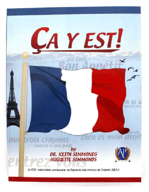 Ça Y Est BY K. Simmonds, H. Simmonds