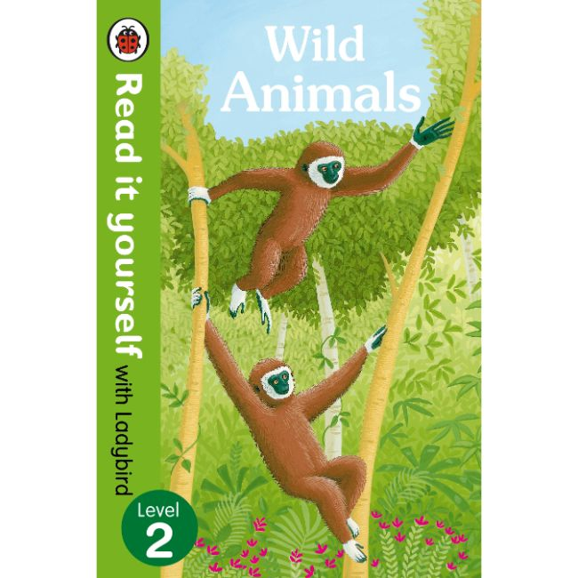 Read It Yourself Level 2, Wild Animals