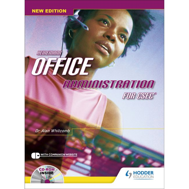 Heinemann Office Administration for CSEC 2012 ed BY Whitcomb