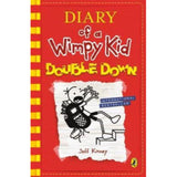 Diary of a Wimpy Kid, Book 11, Double Down BY Jeff Kinney