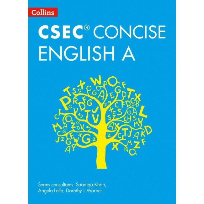 Concise Revision CourseL CSEC® English BY M. Gould, J. Burchell, B. Kemp