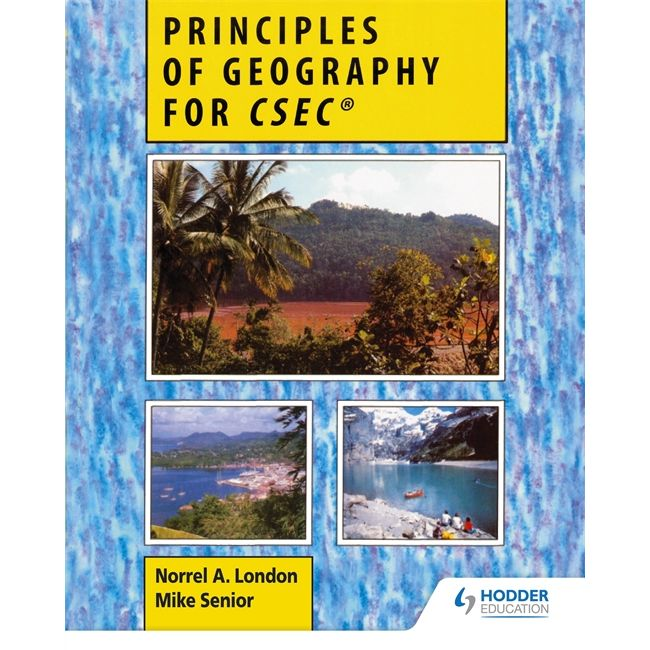 Principles of Geography for CXC 1992 ed BY London, Senior
