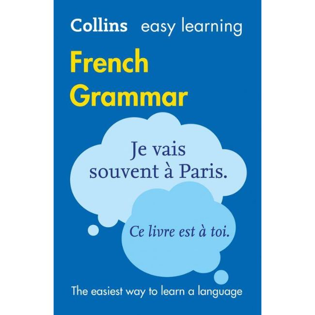Collins Easy Learning French Grammar, 3ed BY Collins Dictionaries