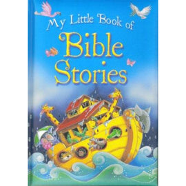 My Little Book Of Bible Stories, Padded