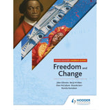 Hodder Education Caribbean History, Freedom and Change BY Gilmore