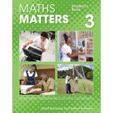 Maths Matters Student's Book 3 BY R. Solomon, G. Buckwell