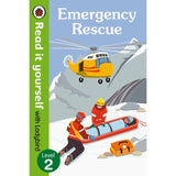 Read It Yourself Level 2, Emergency Rescue