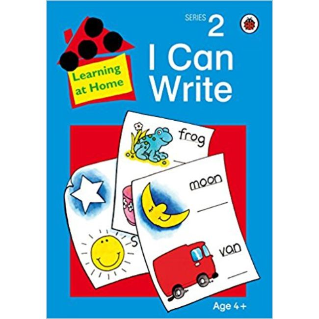 Learning At Home Series 2 - I Can Write