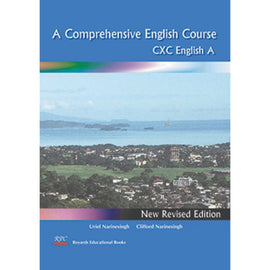 A Comprehensive English Course For CXC English A, BY U. Narinesingh
