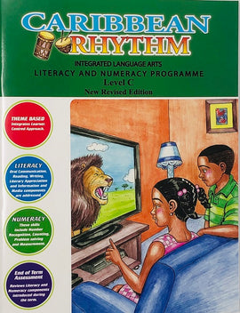 Caribbean Rhythm Integrated Language Arts Literacy And Numeracy Program, Level C, NEW REVISED EDITION BY F. Porter