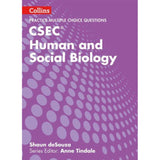 Collins CSEC® Human and Social Biology, Practice Multiple Choice Questions BY S. deSouza