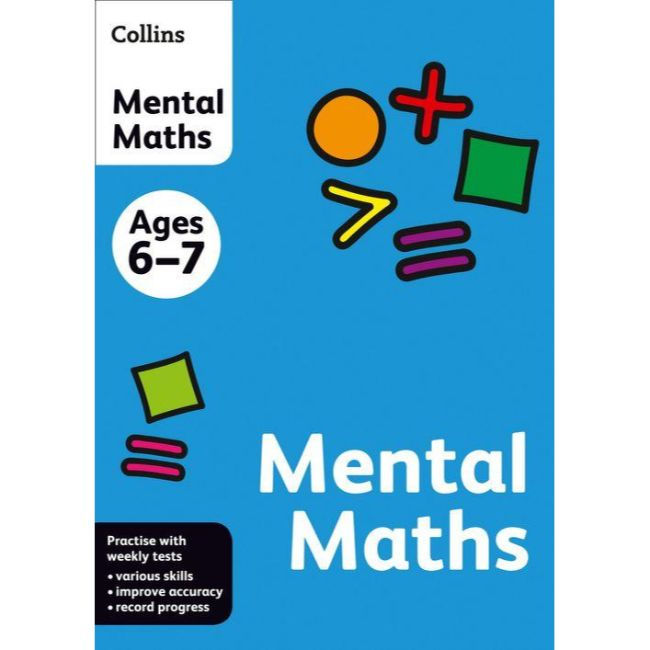 Collins Practice, Mental Maths Ages 6-7, BY Collins UK
