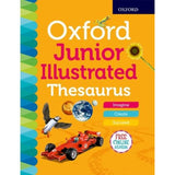 Oxford Junior Illustrated Thesaurus (Hardback)