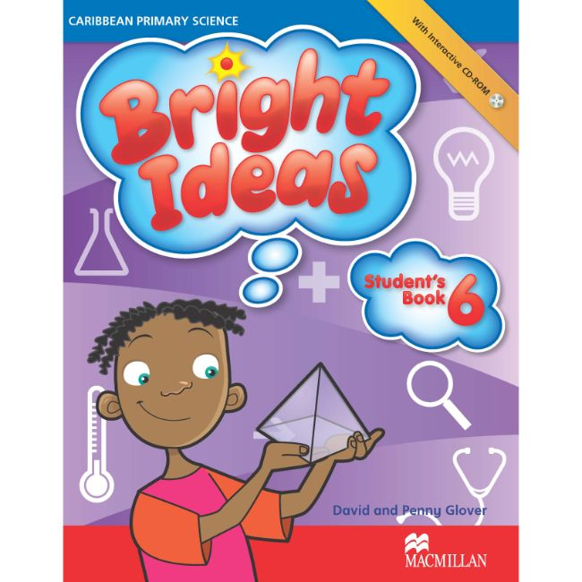 Bright Ideas: Primary Science Student's Book 6 with CD-ROM BY D. Glover