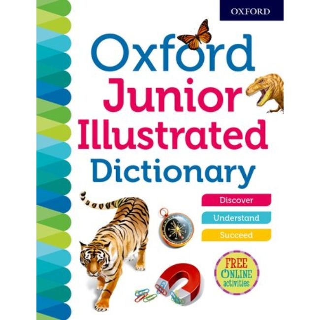 Oxford Junior Illustrated Dictionary, Paperback, BY Oxford Dictionaries