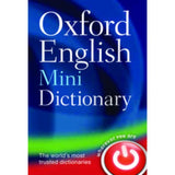 Oxford English Mini Dictionary, 8ed, Paperback