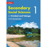 Secondary Social Sciences for Trinidad and Tobago, Student's Book 1, BY L. Greenstein, D. Paizee, B. Nicholson