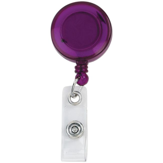 ID Holder, Retracteze, Violet