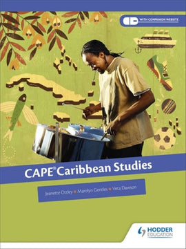 CAPE Caribbean Studies BY J. Ottley