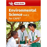 Environmental Science for CAPE Unit 2 A CXC Study Guide