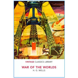Vintage Classics: The War of the Worlds