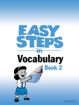 Easy Steps In Vocabulary Book 2 BY Alphonso Dow