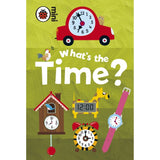 Early Learning, What's the Time?