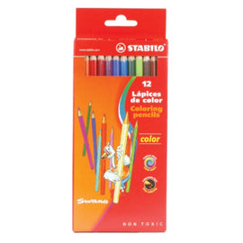Stabilo, Colour Pencil, 12count