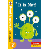 Read It Yourself Level 0 Book 2, It is Nat