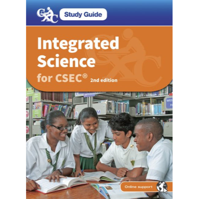 CXC Study Guide, Integrated Science for CSEC 2ed BY Ryan, Lawrie; Hernandez, Denise; McKenzie-Briscoe, Bermadee; Russell, Marsha; Joseph, Victor
