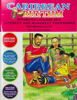 Caribbean Rhythm Integrated Language Arts Literacy And Numeracy Program, Introductory Level, NEW REVISED EDITION BY F. Porter