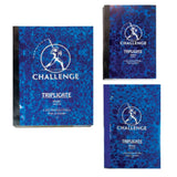 Challenge, Triplicate Book, 100page
