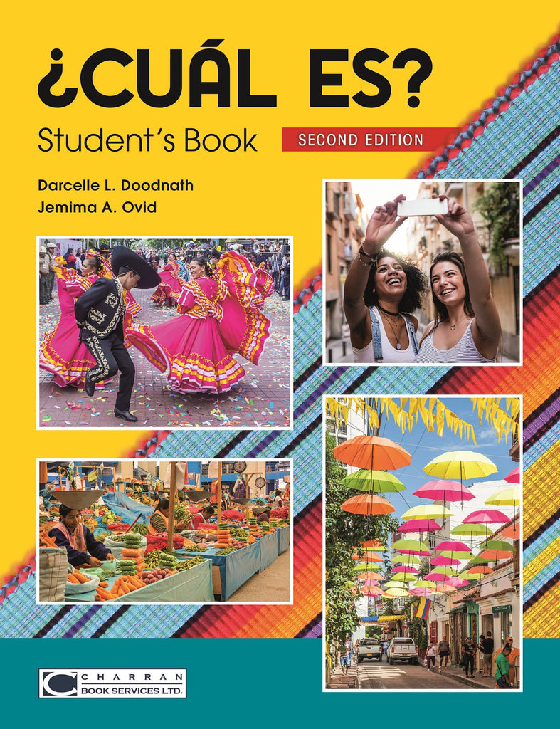 ¿Cuál Es? Student's Book, 2nd Edition BY D.L. Doodnath, J.A. Ovid