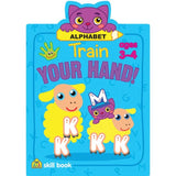 School Zone Train Your Hand! Alphabet Ages 3-4